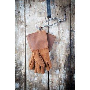Brût Home Industrials Oven gloves brown leather