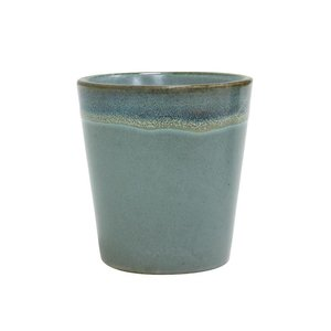 "HKliving Cup 70's ceramic ""Moss"""
