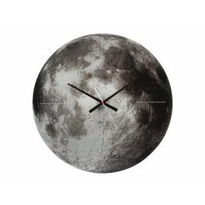 "Karlsson Wanduhr ""Moon"" Ø60cm"