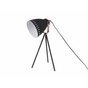 Leitmotiv Tischlampe Mingle schwarz