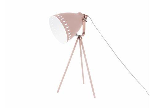 Leitmotiv Tischlampe Mingle rosa
