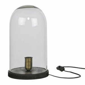 BePureHome Table lamp Cover up box black