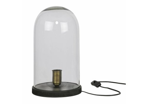 BePureHome Table lamp Cover up table lamp box black