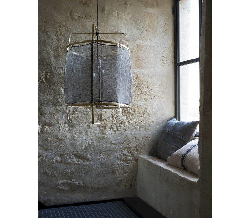 Ay illuminate Hanglamp Z2 Blond frame met recycled katoen cover