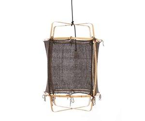 Design Ay Illuminate : Ay illuminate hanging lamp z22 blonde with silk cashmere dark