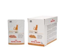 Royal Canin Senior Stage 1 Kat Brokjes in Saus 100 gram