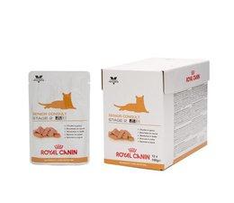 Royal Canin Senior Stage 2 Kat Brokjes in Saus 100 gram