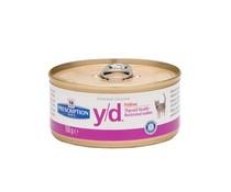 Hill's Y/D Kat Blik 156 gram