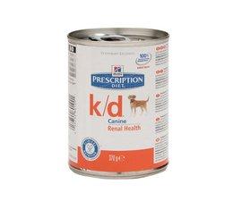 Hill's K/D Hond Blik 370 gram