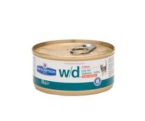Hill's W/D Kat Blik 156 gram