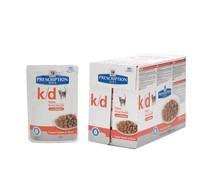 Hill's K/D Kat Brokjes in Saus 85 gram