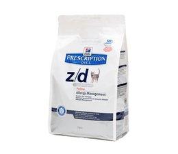 Hill's Z/D Low Allergen Kat 2 kg