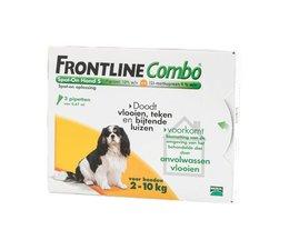 Frontline Combo Hond 3 Pipetten