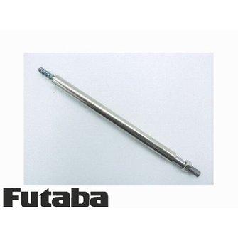 Futaba Scheepsas 107x4mm/ 80x6mm