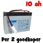 Cellpower LOOD accu vd Scavenger  (12v 10ah)