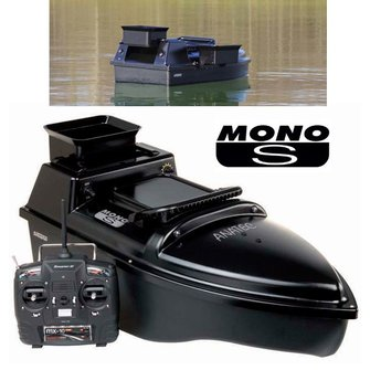 Anatec Mono S Graupner Black
