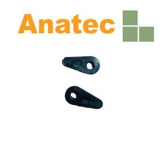 Anatec 2x voerbakclip