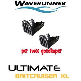 2x wierbeschermer voor de Waverunner MKIII/ Ultimate Baitcruiser XL/ Carponizer
