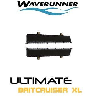 2x Voerklep vd Waverunner MKIII/ Ultimate Baitcruiser XL/ Carponizer