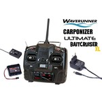 Upgrade set Graupner MX-10 voor de Ultimate Baitcruiser XL/ Waverunner/ Carponizer