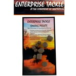Enterprise Tackle Sinking pellets 6mm & 10mm (10 stuks)