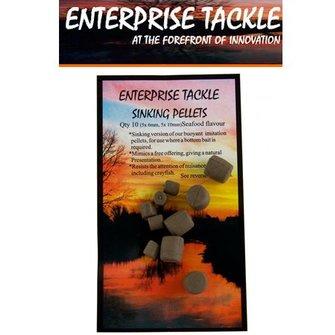 Enterprise Tackle Sinking pellets 6mm & 10mm (10 stuks)