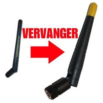 Reserve antenne vd Humminbird RF15 Fishfinder/ dieptemeter