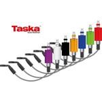 Taska Mega Chunky Chain V Clip Set (BLACK)