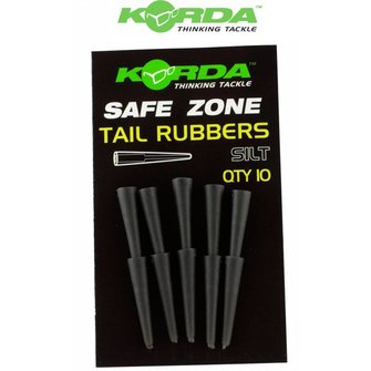 Korda Tail rubbers (silt)
