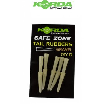 Korda Tail rubbers (gravel)