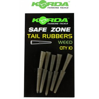 Korda Tail rubbers (weed)