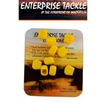 Enterprise Tackle Corn Skins (10 stuks - geel)