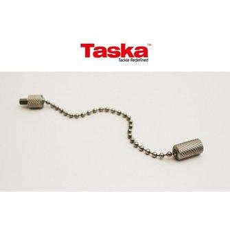 """Taska Rizalite Ball Chain 5"""" (STAINLESS)"""