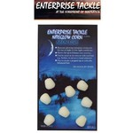 Enterprise Tackle Niteglow Sweetcorn (8 stuks - neon blue)