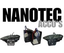 Nanotec voerboot accu's