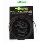 Korda Lead Clip Action Pack (silt)