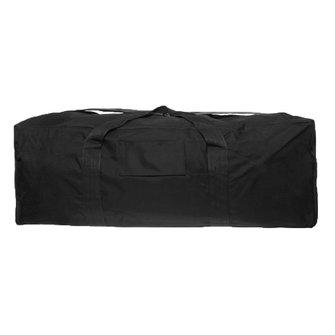 Zeer stevige voerboottas (zwart)