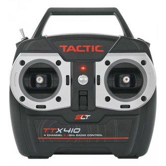 Tactic TTX 410 handzender en ontvanger