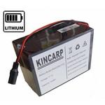 Lithium (LION) accu met oplader voor diverse voerboten