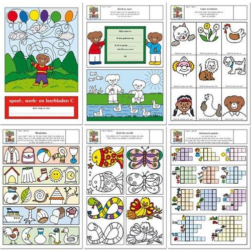 Speel-, werk- en leermap 3C