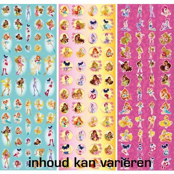 Stammetjes Stickers Winx Box