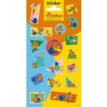 Stammetjes Stickers Die Maus