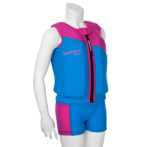 EasySwim Easy swim pro 3D-girl Medium: 17-24 kg.