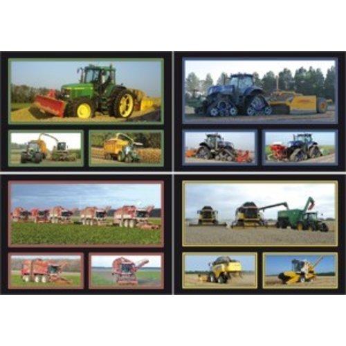 Reuzewenskaart landbouw