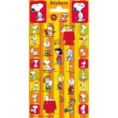 Stickers Snoopy glitter