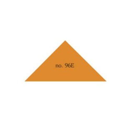 Driehoek 35x35x50 mm. verschillende kleuren