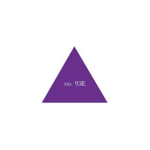 Driehoek 35x35x35 mm. in verschillende kleuren