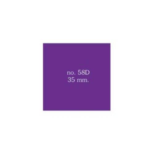 Vierkant 35 mm. in verschillende kleuren