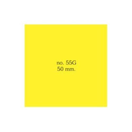 Vierkant 50 mm. in verschillende kleuren