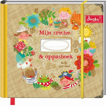 Dushi Crèche & oppasboek